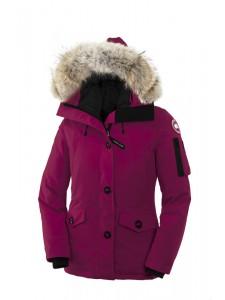 Короткий женский теплый пуховик Montebello Parka от Canada Goose