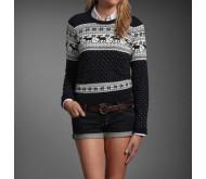 Женский вязаный свитер AF