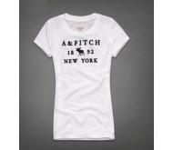 Женская футболка Abercrombie Fitch