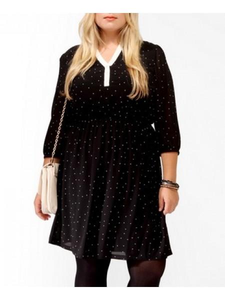 a35edbc209f Получите скидку на брендовую одежду от 10%. Черное платье Forever21