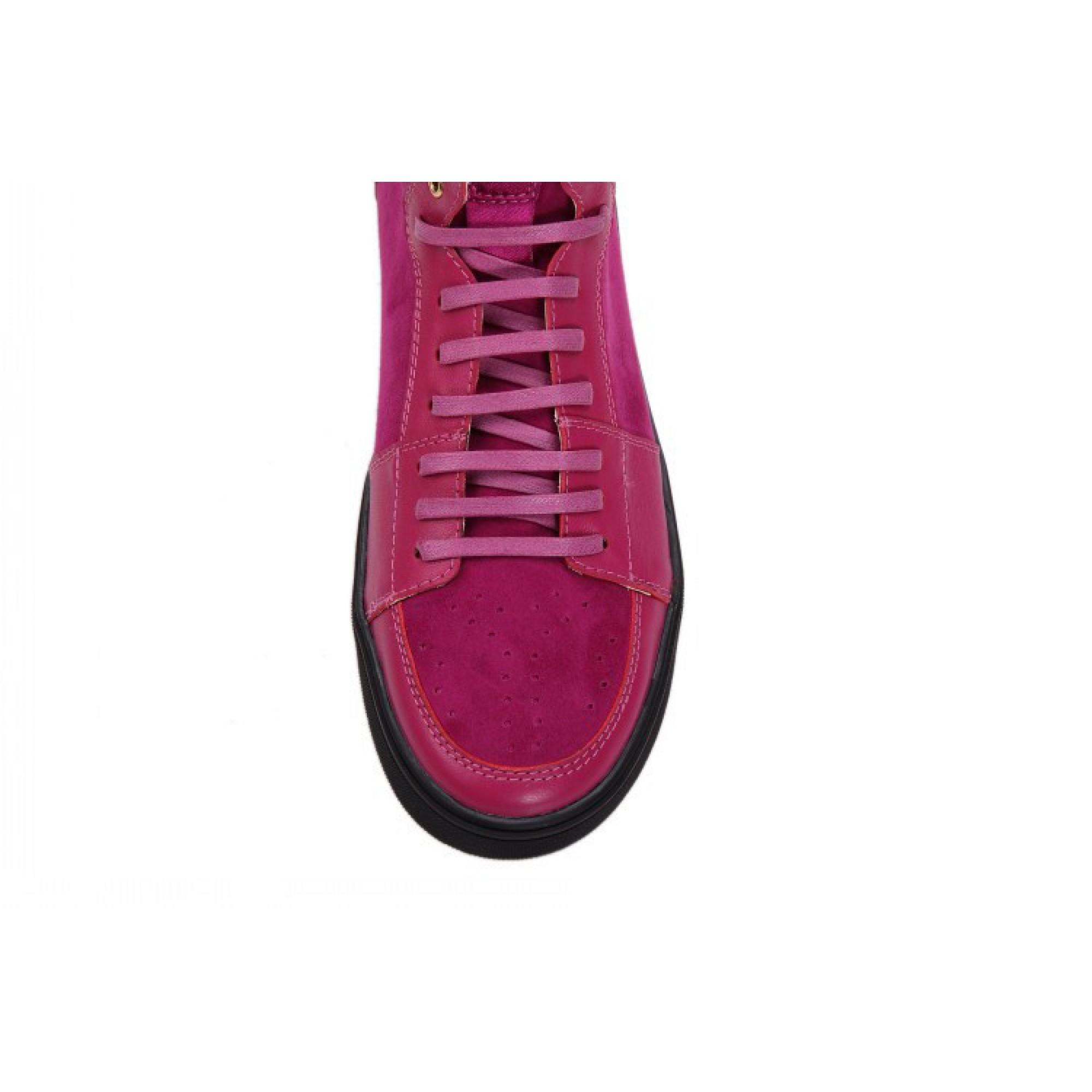 Купить розовые кроссовки YSL — в Киеве, код товара 8566 14917bfede0