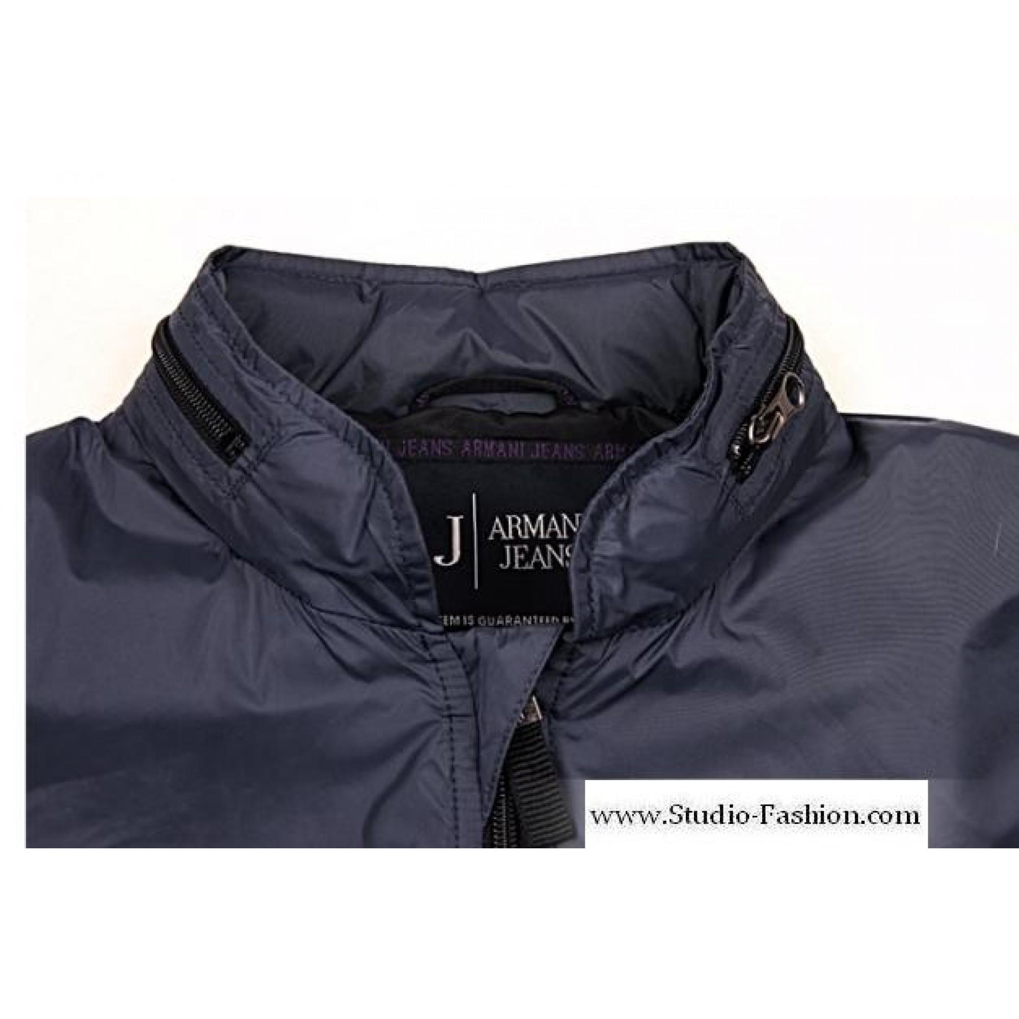 Купить синяя мужская ветровка armani — в Киеве, код товара 3240 26436313b72