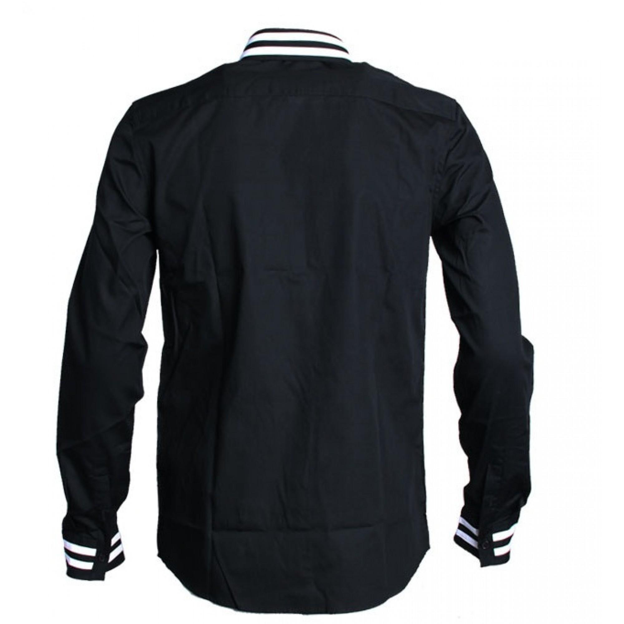 98ce6fd5b3c Купить черная мужская рубашка Givenchy — в Киеве