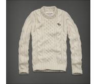 Мужской вязаный свитер Abercrombie Fitch