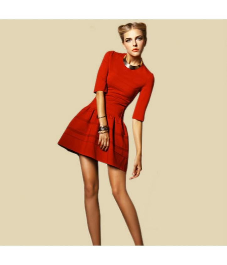 21ef943c251 Купить модное черное и красное платье — в Киеве