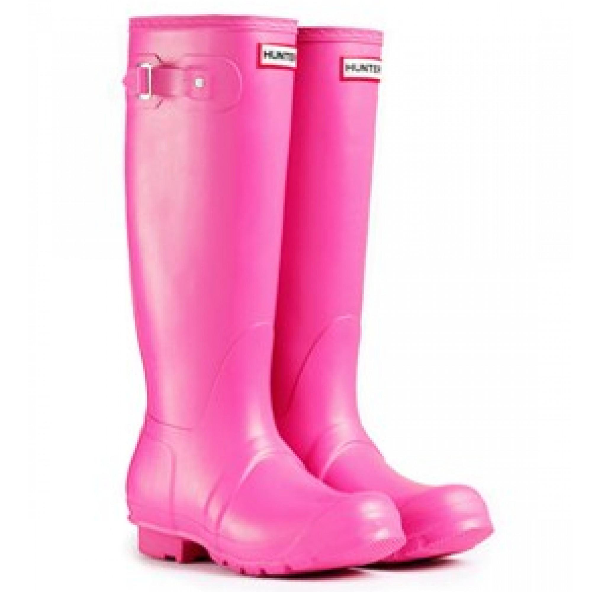 33f1cb52f Купить розовые резиновые сапоги Hunter — в Киеве, код товара 8253
