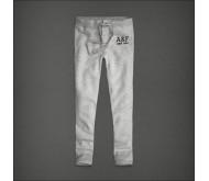 Теплые штаны Abercrombie & Fitch