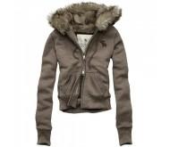 Теплая женская кофта Abercrombie
