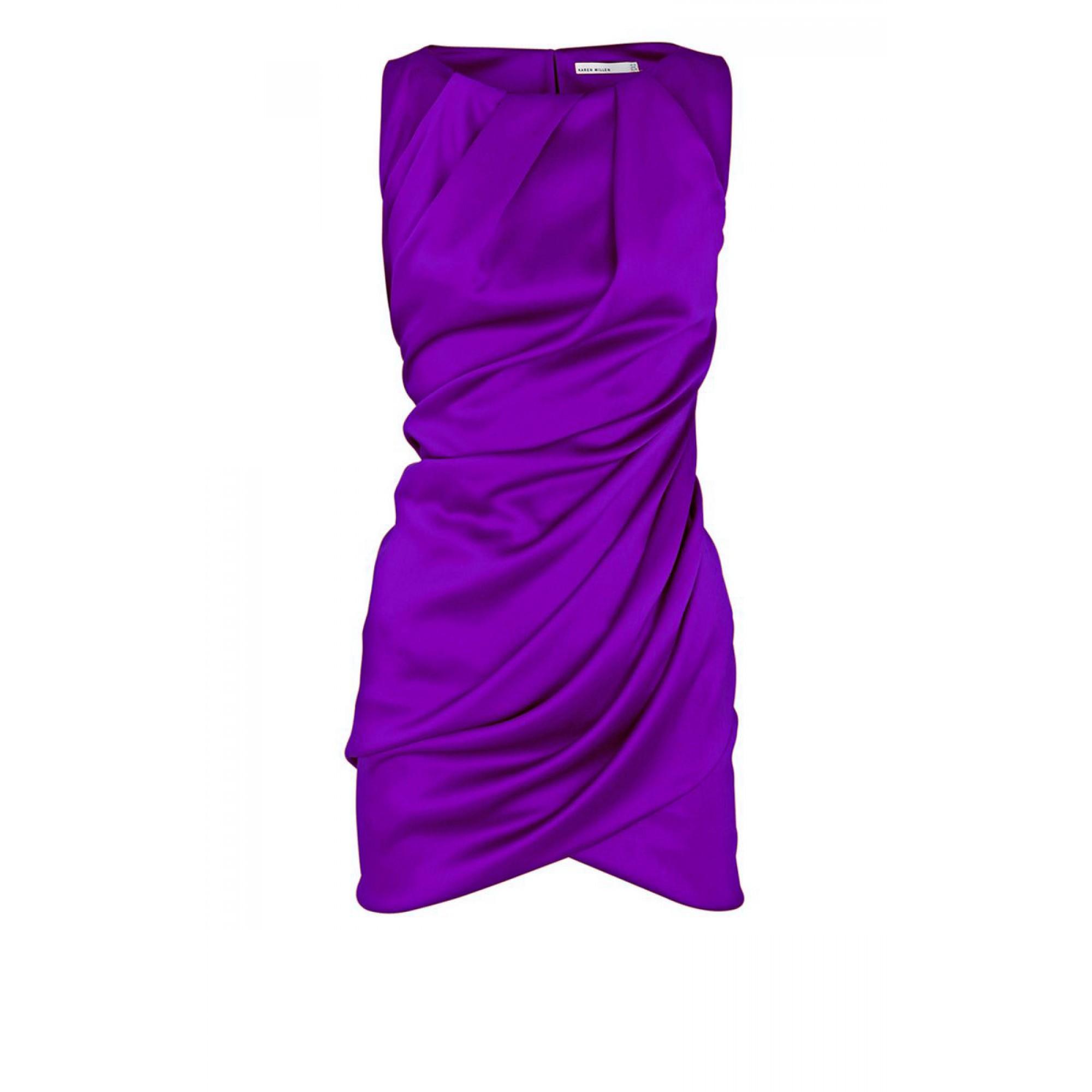 Фиолетовое  karen millen