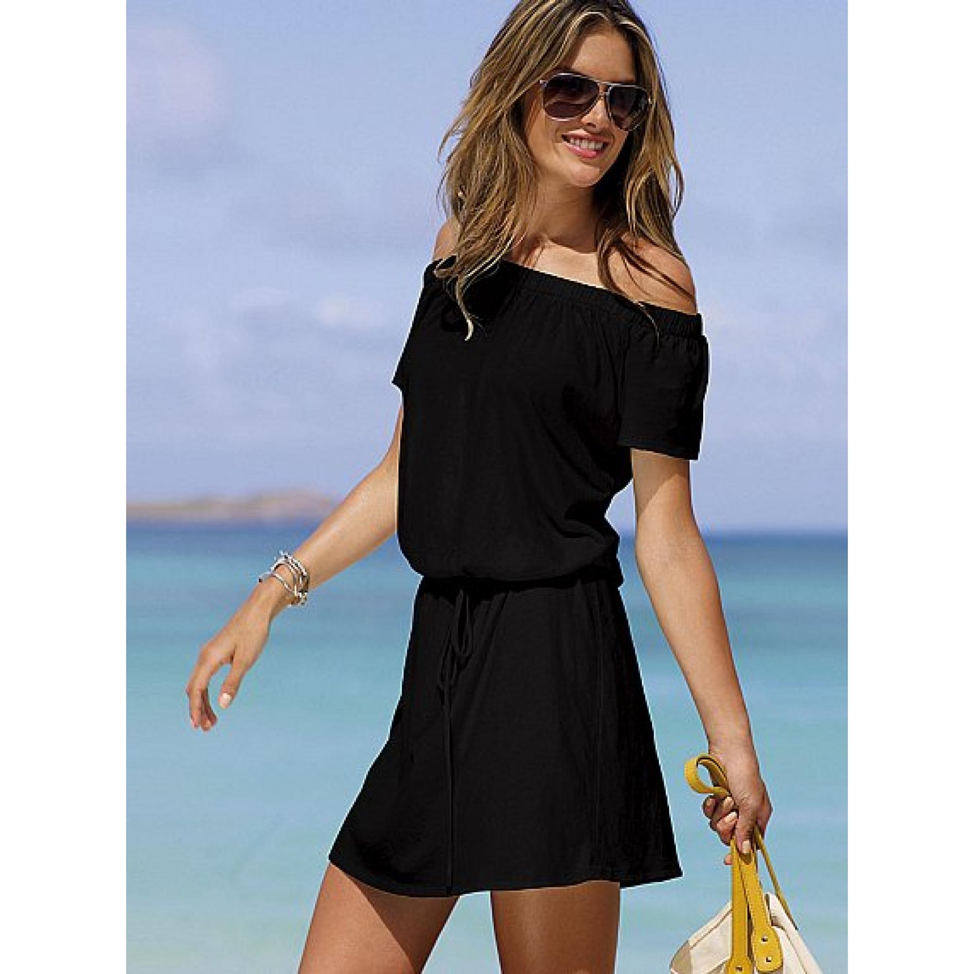 f7c9d386cb625 Купить пляжное платье от Виктории Сикрет — в Киеве, код товара 10089