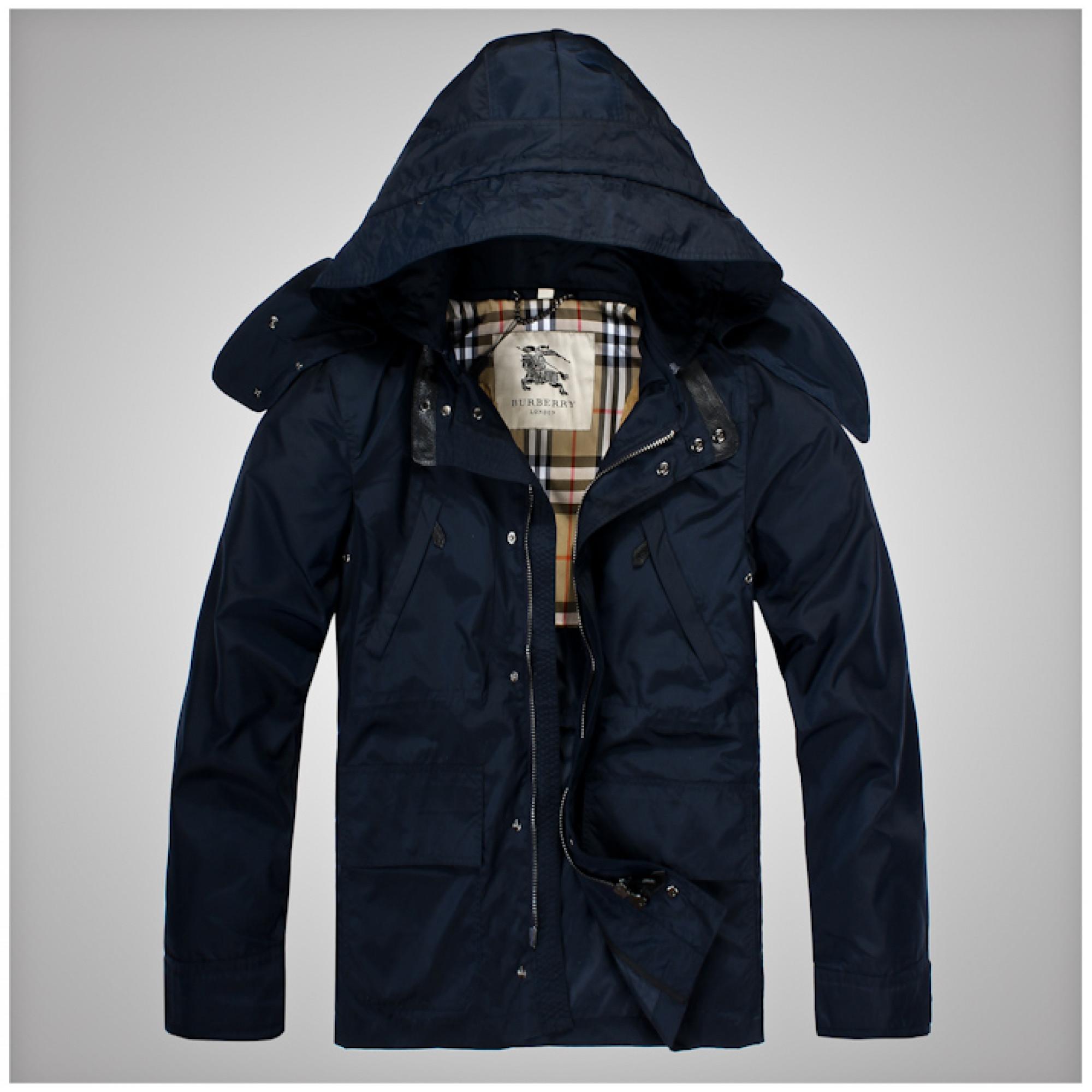 Купить мужская куртка с капюшоном от Burberry — в Киеве, код товара ... f359b160386