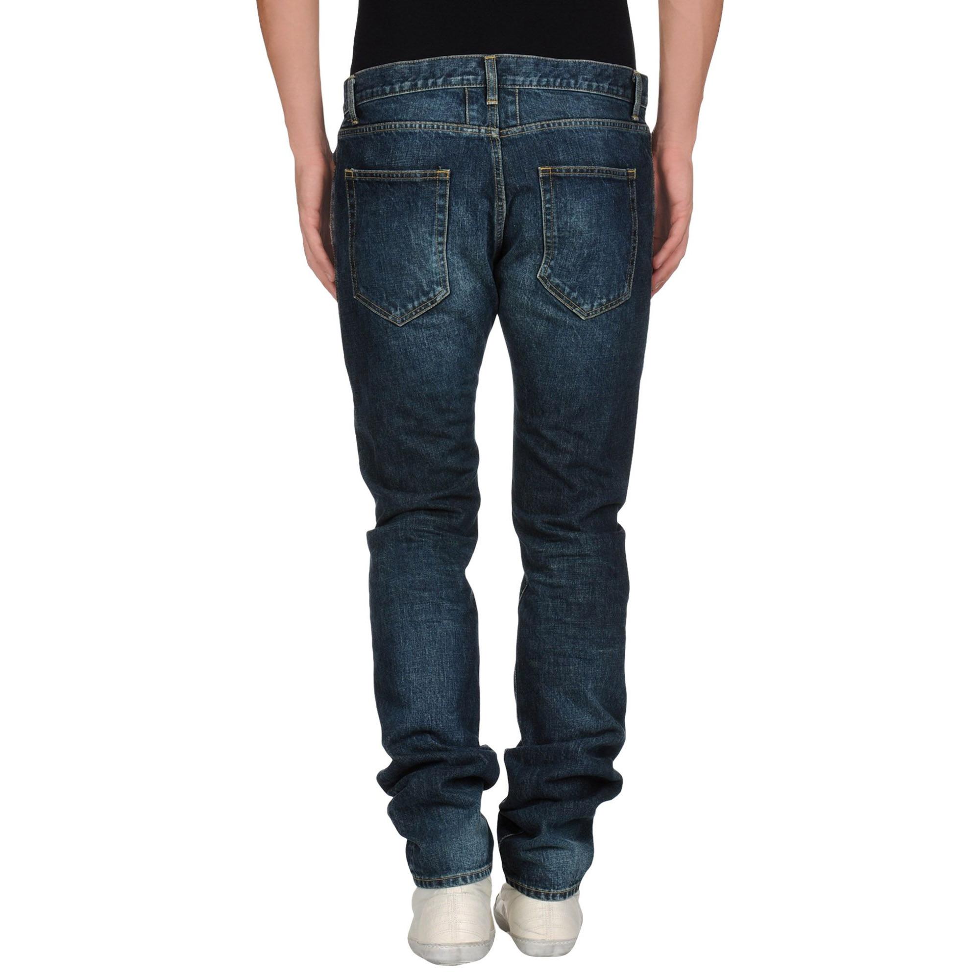 84ae96792aec Купить джинсы от YVES SAINT LAURENT — в Киеве, код товара 12162