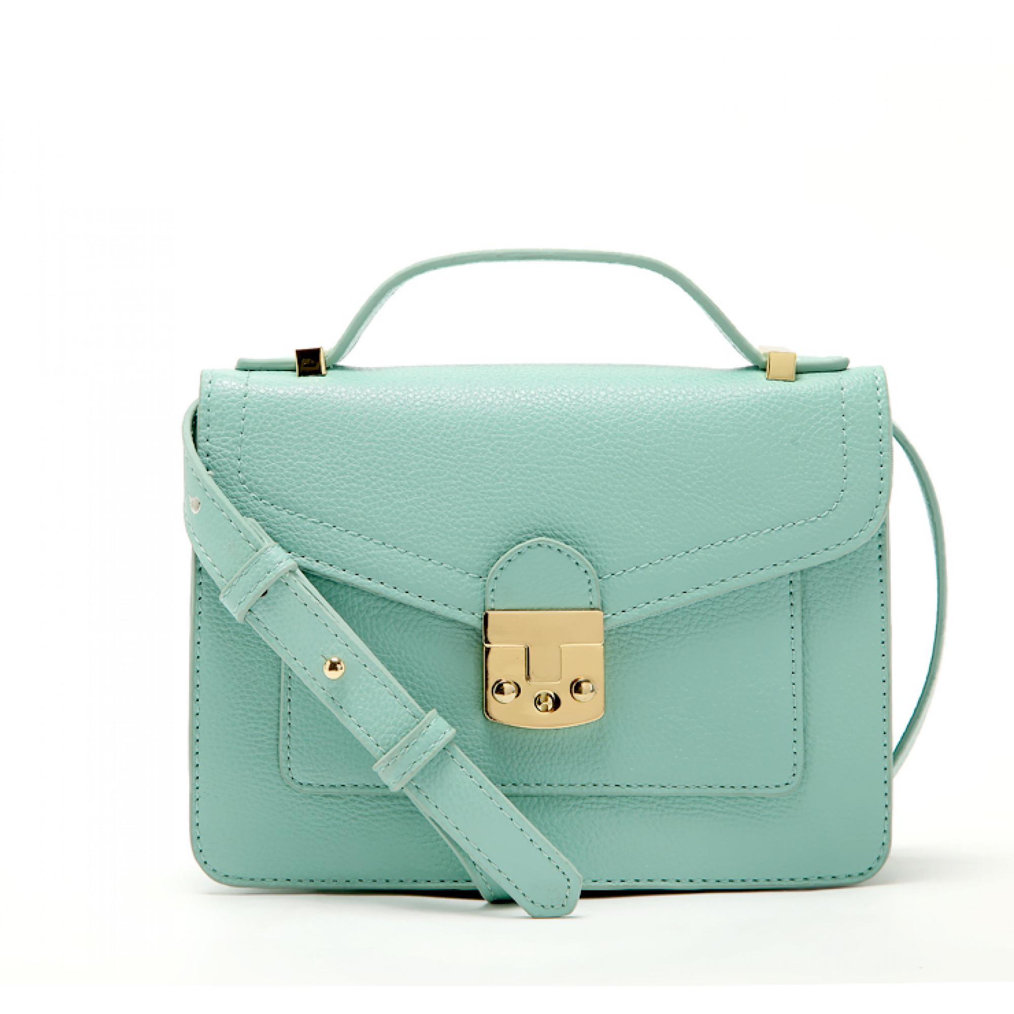 Купить сумку мятного цвета