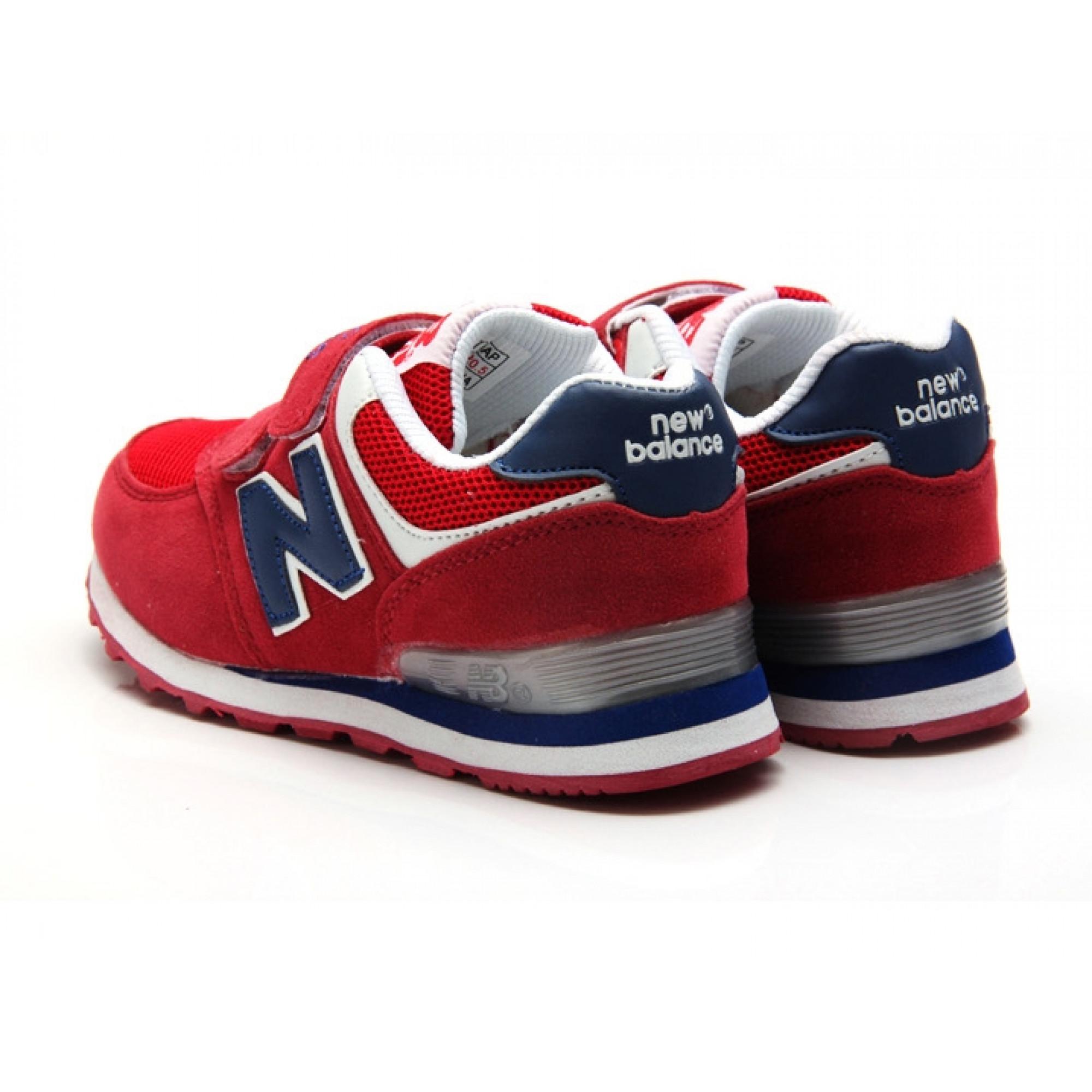 b2a74cc0 Купить детские красные кроссовки от New Balance — в Киеве, код ...