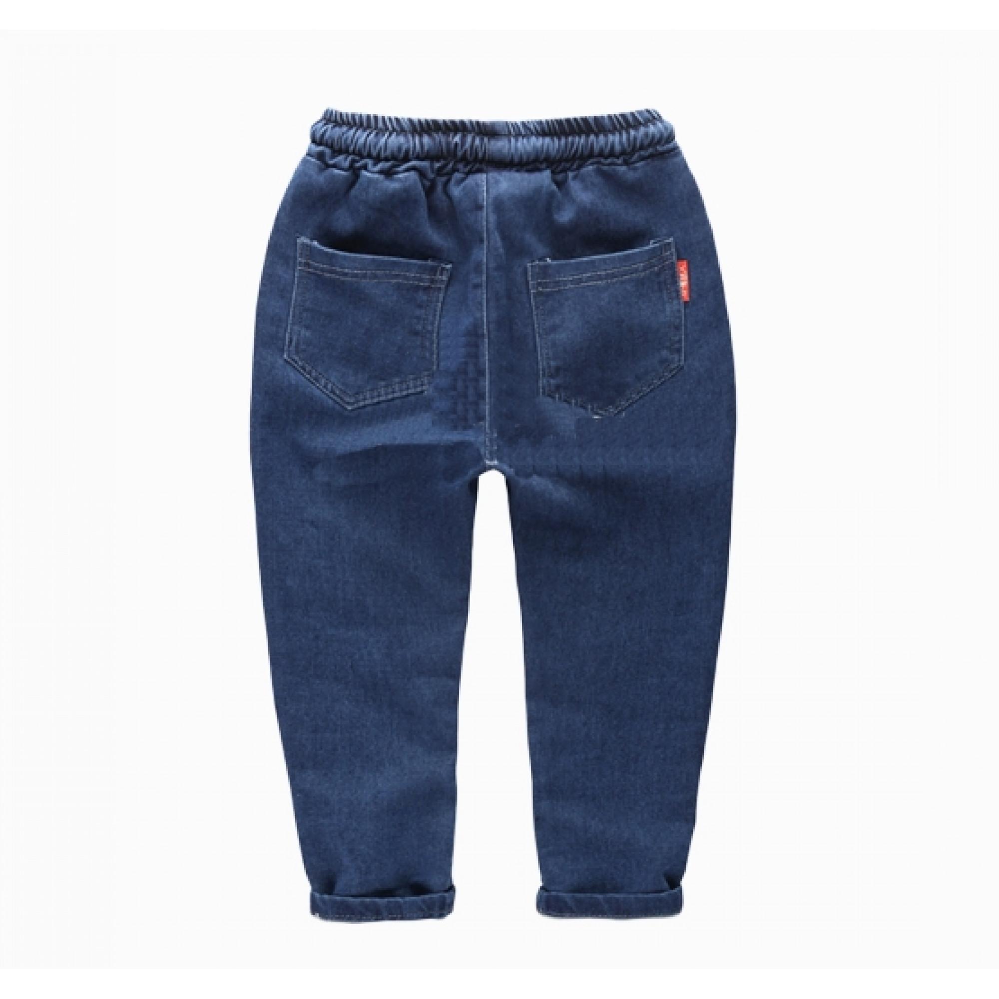aa1759ab1c80 Купить детские джинсы на резинке — в Киеве, код товара 17606