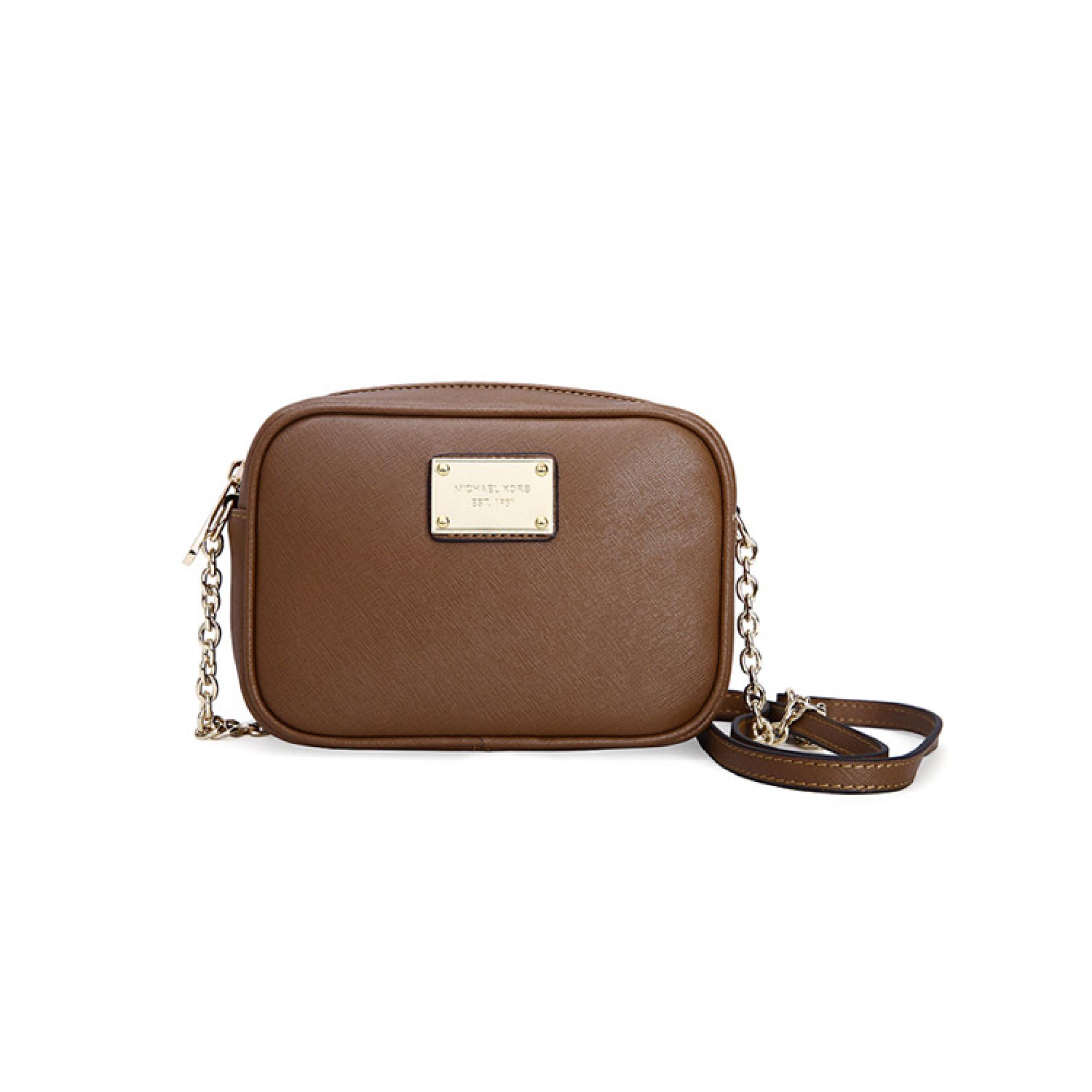 5d6a0c9dd8c0 Купить маленькая сумка Michael Kors коричневого цвета — в Киеве, код ...
