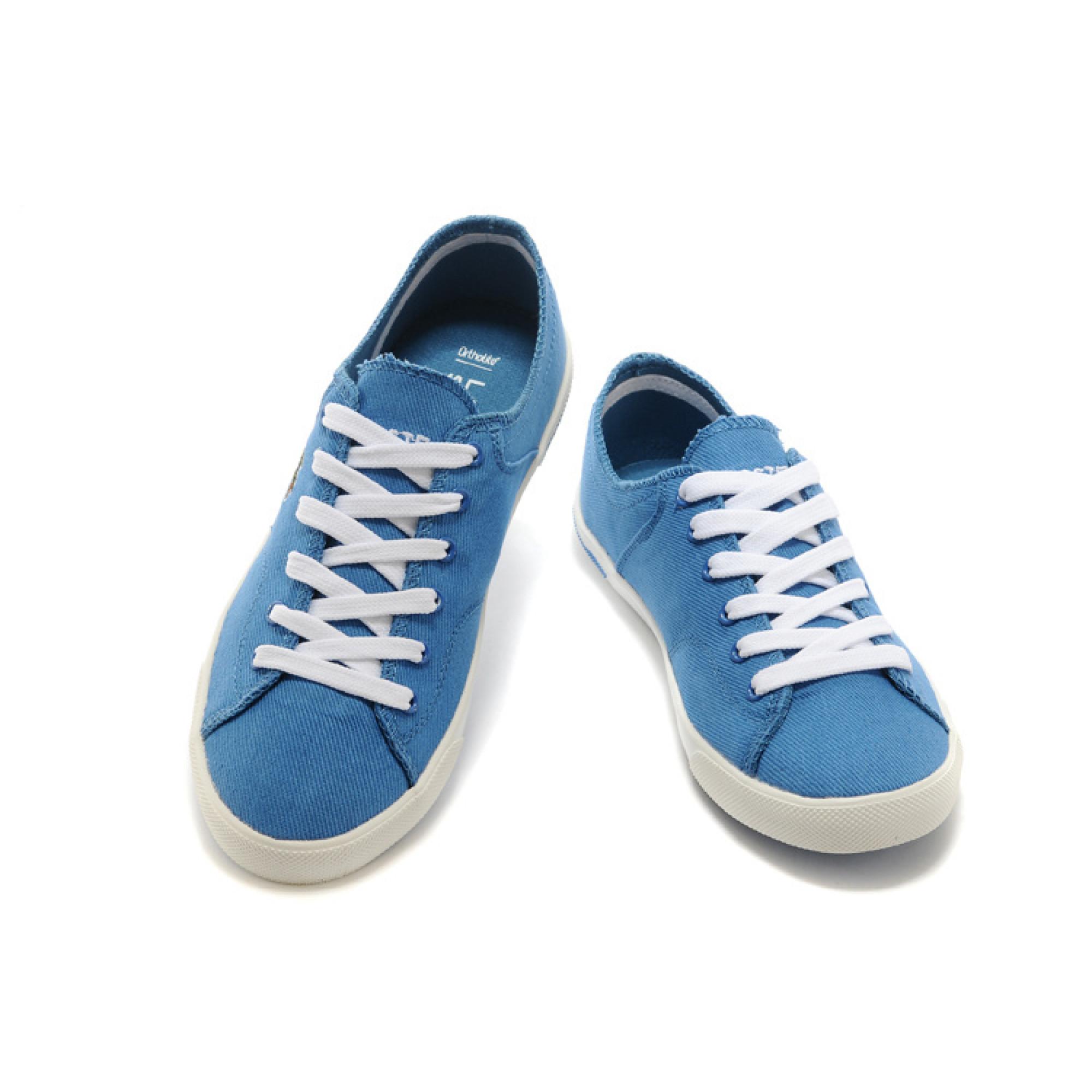 1816e38c Купить голубые женские кеды от Lacoste — в Киеве, код товара 21427