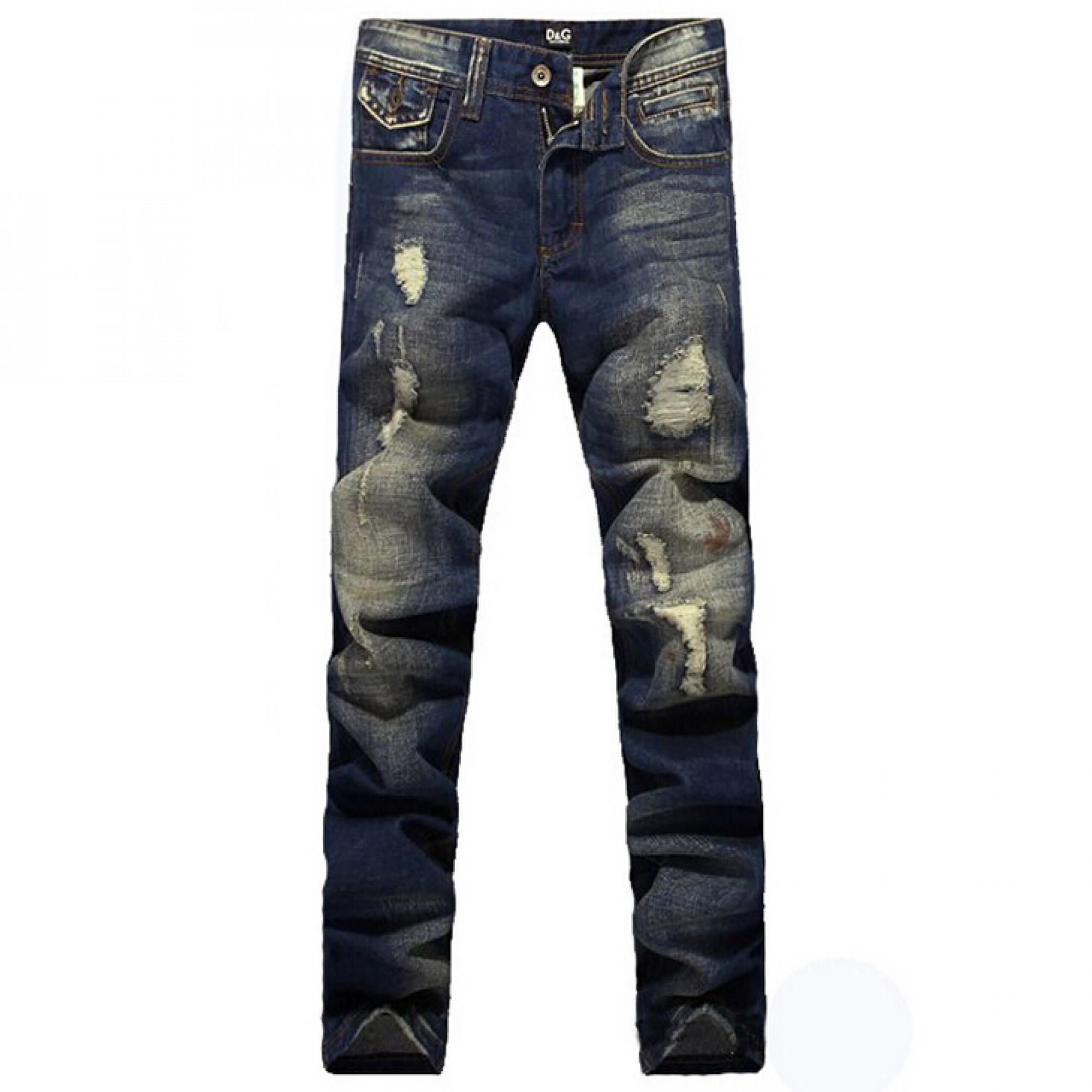 2213a1620fa Купить мужские джинсы Dolce Gabbana прямого покроя — в Киеве