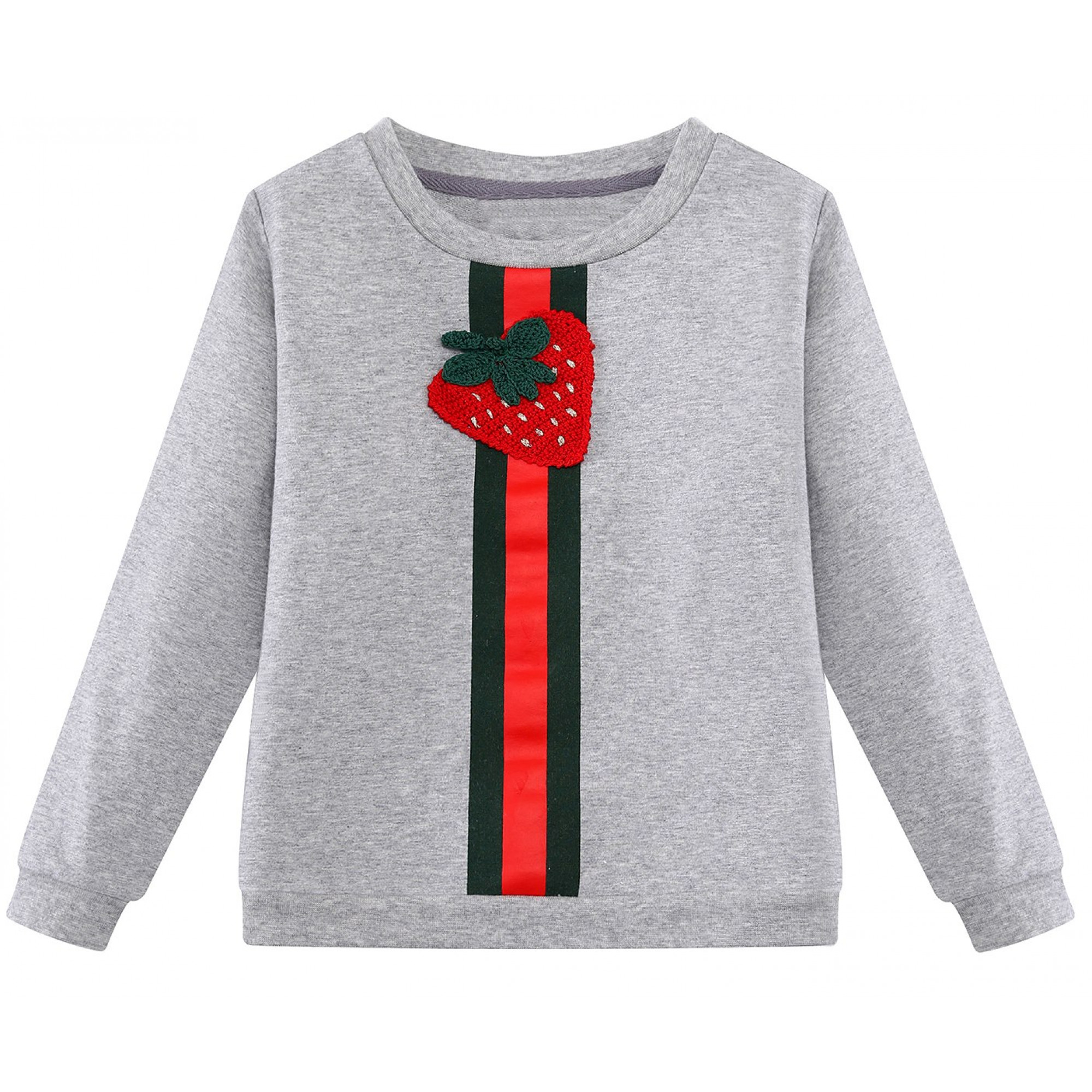 a34159108174 Купить детская толстовка Gucci с клубничкой — в Киеве, код товара 27424