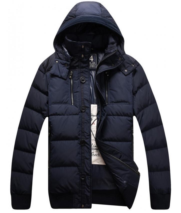 Купить синяя зимняя куртка от от Paul Shark — в Киеве, код товара 27577