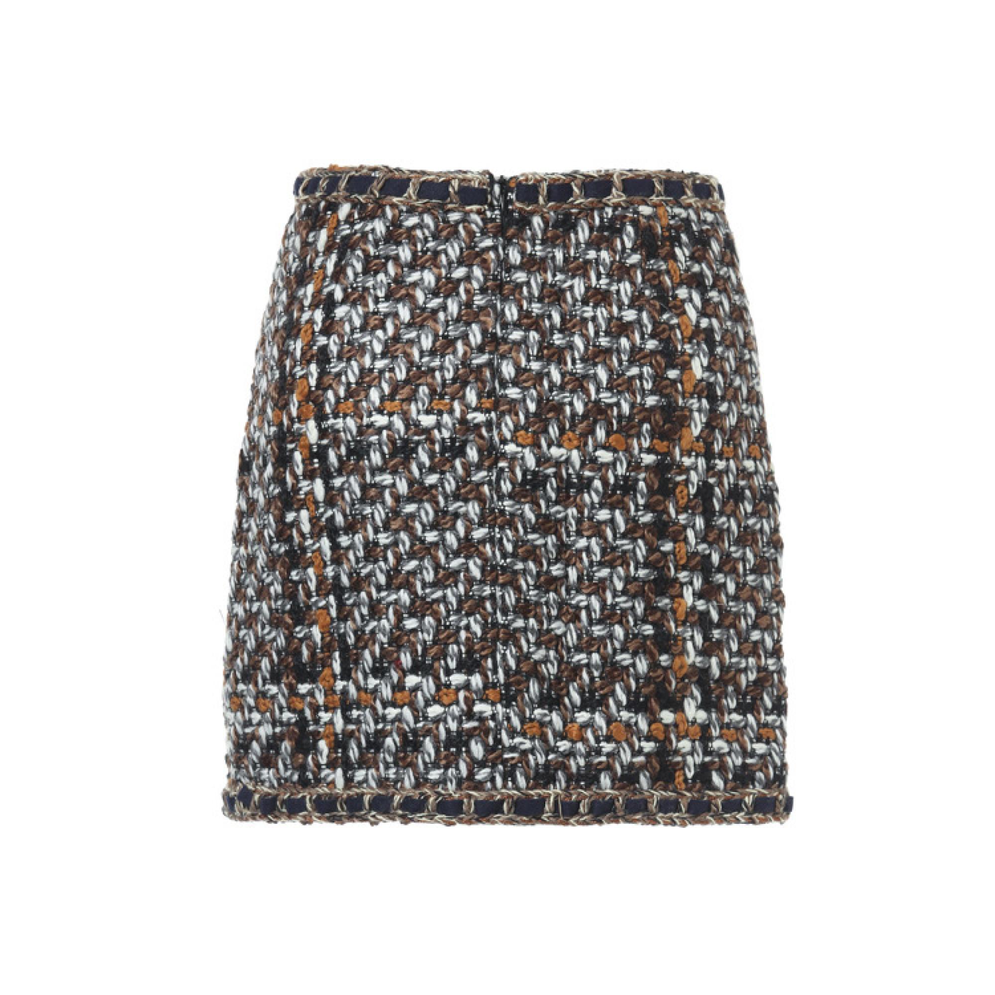 898a4b42b051 Купить твидовая юбка от Chanel — в Киеве, код товара 28456