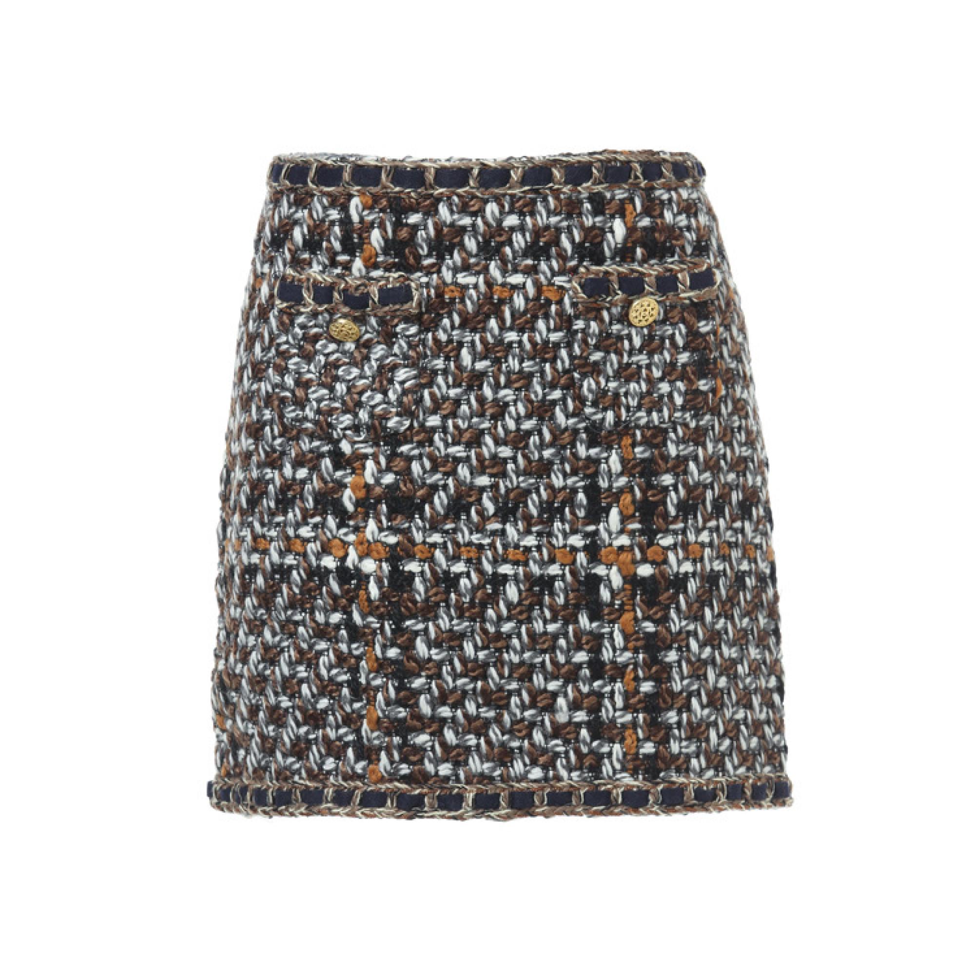 Купить твидовая юбка от Chanel — в Киеве, код товара 28456 51a040d1cf6