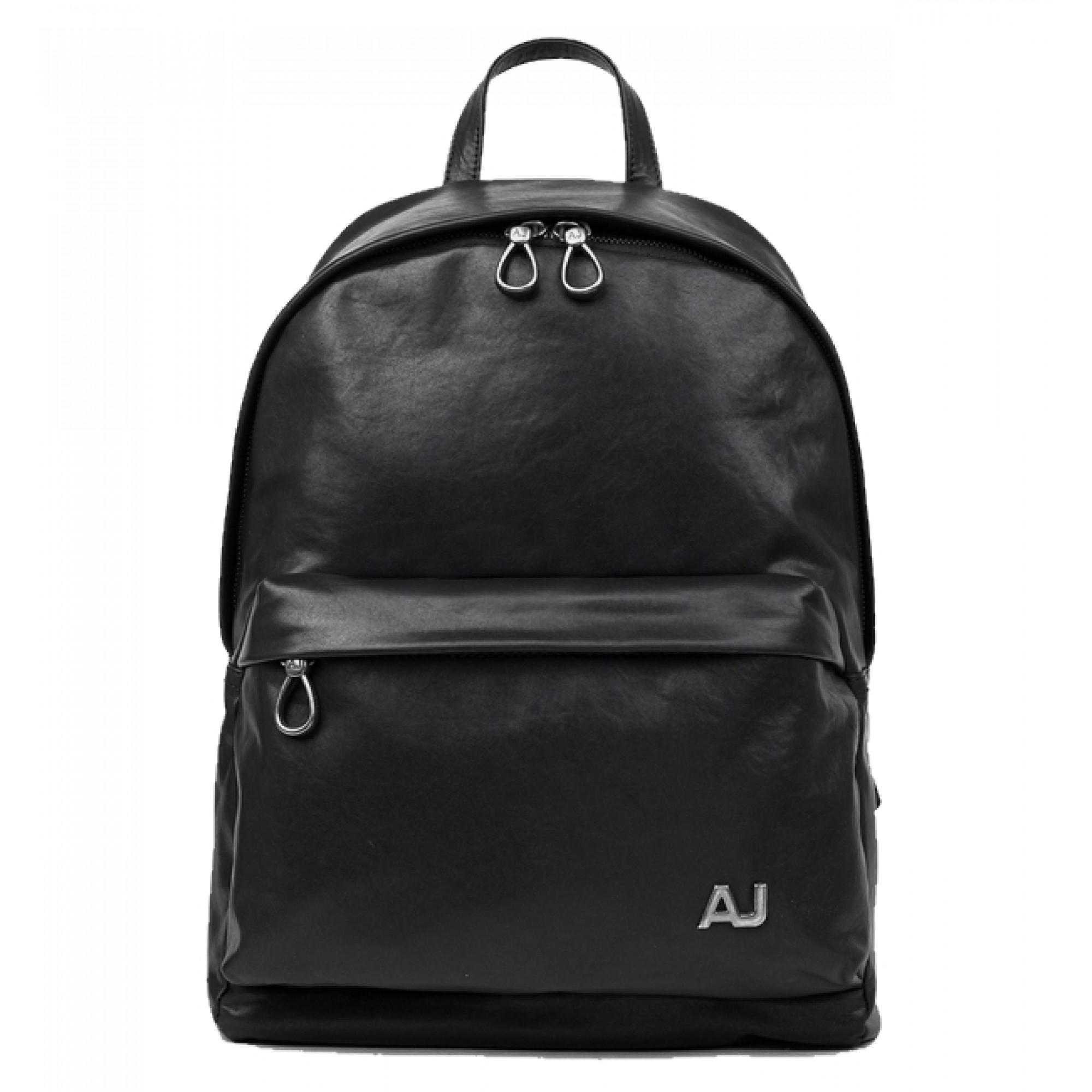 Черный рюкзак от Armani Jeans  купить мужские сумки в интернет ... d7d41a213a6