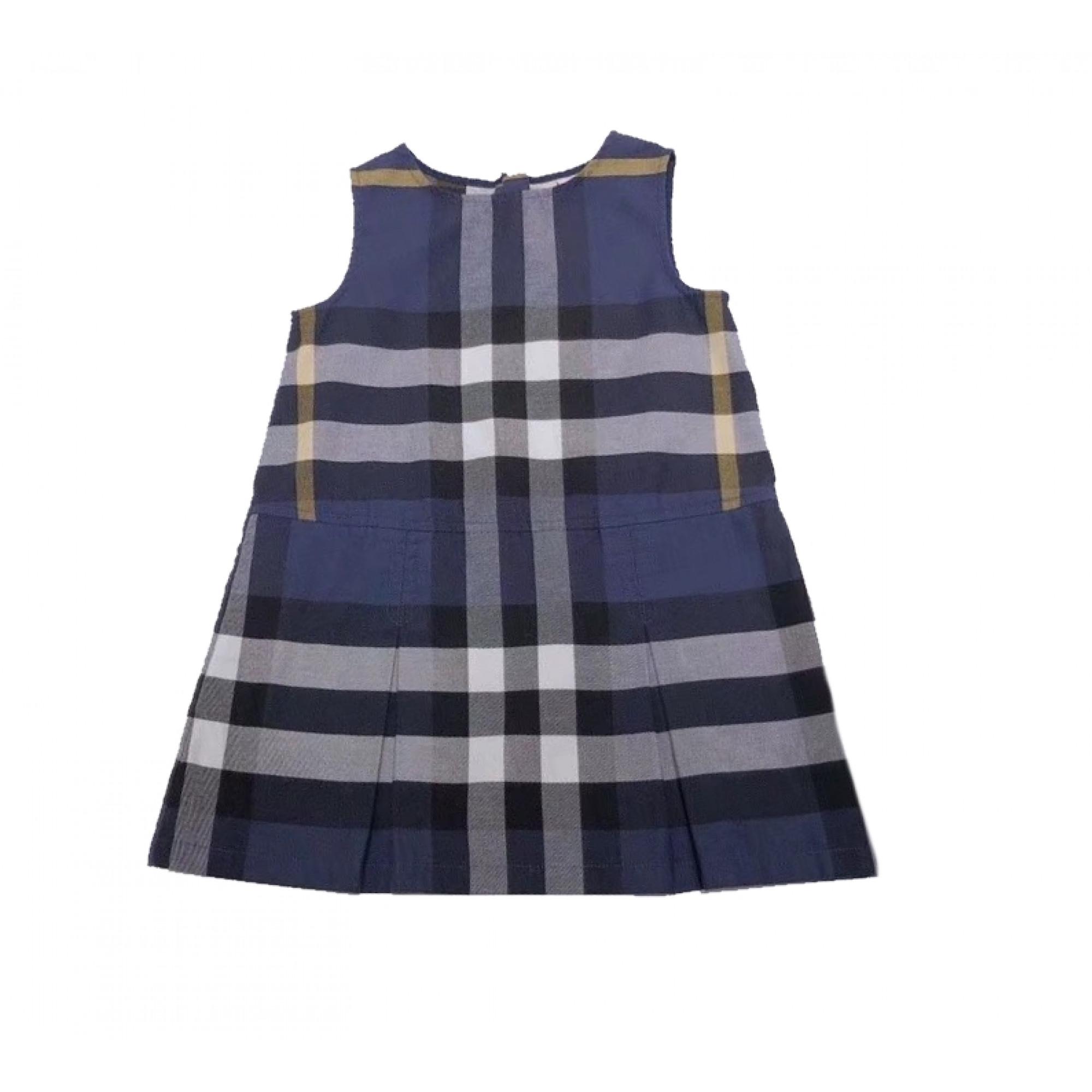 Детский сарафан Burberry в клетку  купить детские платья в интернет ... c7ac4a26014