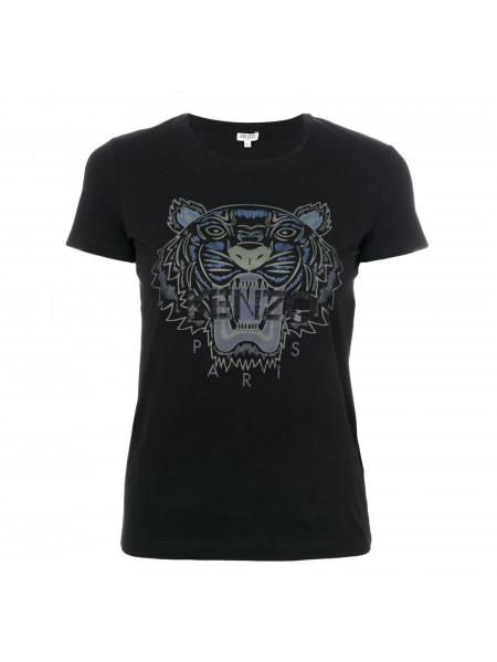 bbab8b2f16f Купить. Стильная футболка Кензо с тигром