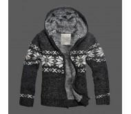 Кашемировый свитер Abercrombie&fitch